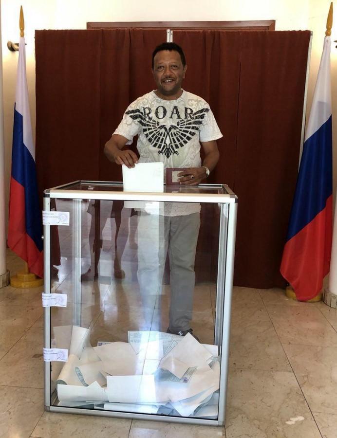 Выборы президента России. Ре…