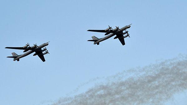 Военному атташе Южной Кореи вручили ноту после инцидента с Ту-95 и F16 авиация,конфликт,политика,Россия,южная корея