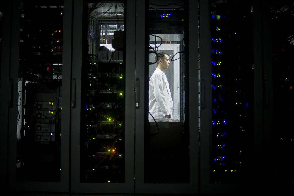 Суперкомпьютер в Иннополисе разработает алгоритмы движения беспилотного КАМАЗа