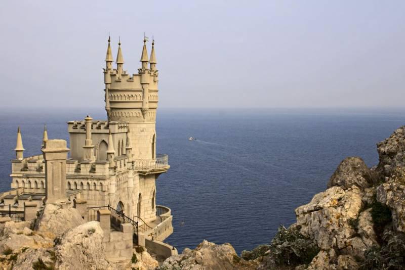 На Украине уверяют, что Крым отдали, чтобы избежать ядерной войны Новости