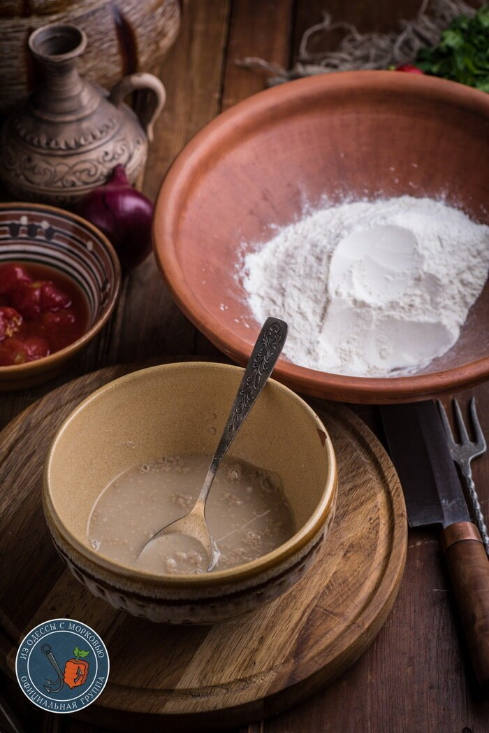 Лахмаджун - турецкая пицца выпечка,кулинария,лахмаджун,турецкая кухня
