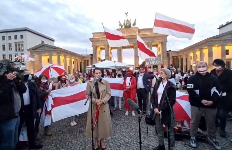 Тихановская в Берлине. Совершит ли Германия свою последнюю ошибку? Политика