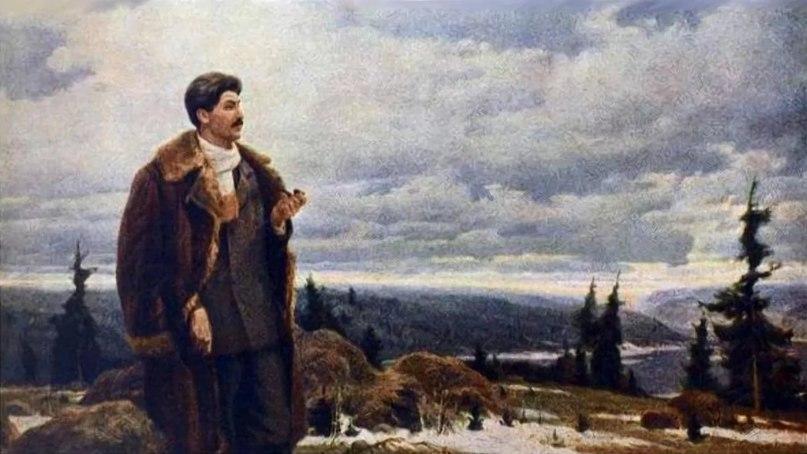 Трубка Сталина:  ход старого шамана с  Енисея война и мир