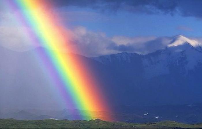О природе радуги. / Фото:kaboomlatam.com