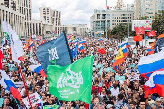 «В случае многомиллионной мобилизации никакая Росгвардия режим не спасет»