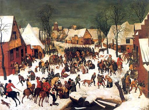 "Картинки по запросу ""Питер Брейгель представлял Вифлеем во время Рождества Христова"""