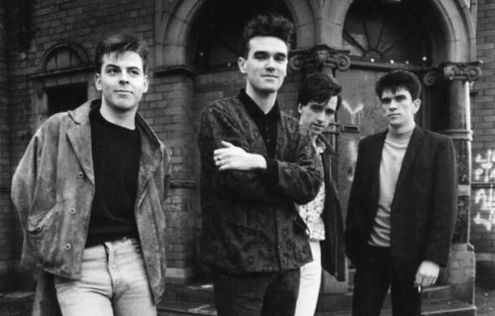 "ЗАРУБЕЖКА. Рок-группа ""The Smiths"""
