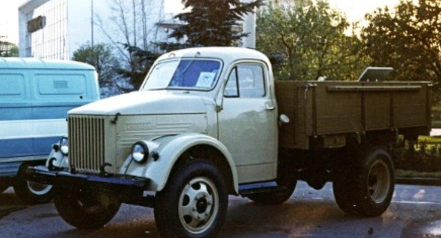 ГАЗ 51: Первый самый массовый грузовик Горьковского автозавода Автомобили