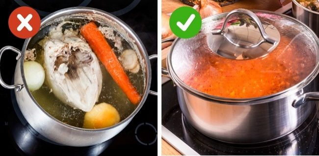 14 самых популярных кулинарных заблуждений