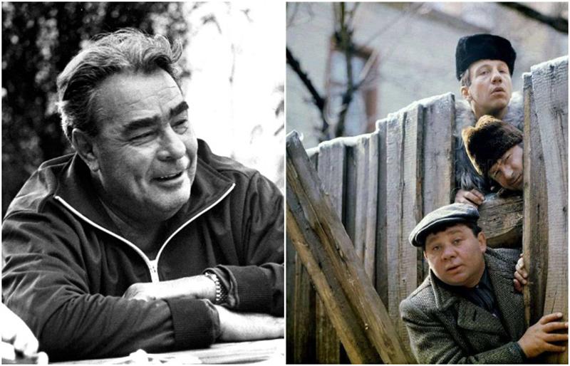 Фильмы, которые вышли в прокат благодаря Брежневу