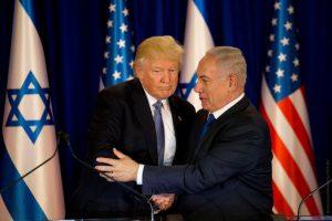 Трамп «напряженная» беседа Сирии с Нетаньяху