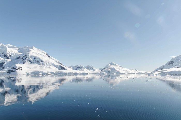 Самая низкая температура, зарегистрированная в Антарктиде, - -98 градусов Антарктика, антарктида, интересно, ледяной континент, познавательно, секреты Антарктики, удивительно, факты