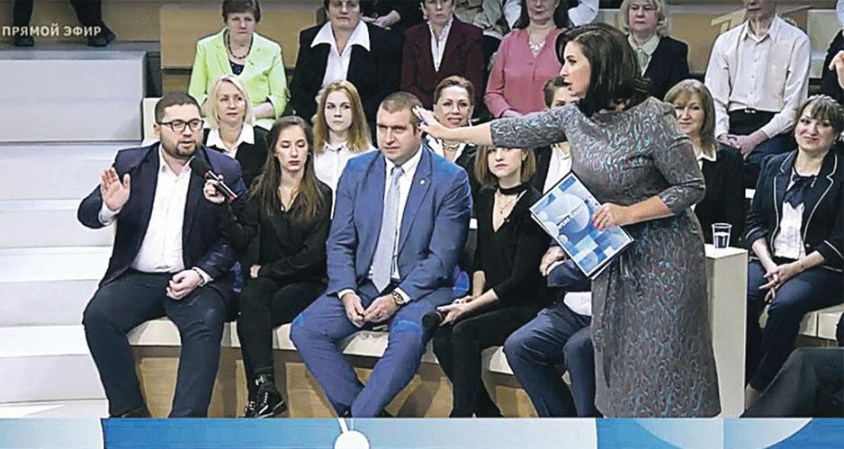 Призраки оппозиции: Для них Россия не Родина, а «эта страна»