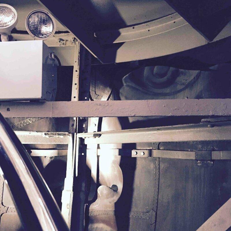 8. Голова Статуи Свободы — вид изнутри вещи, внутри, изнутри, подборка, разрез, фото