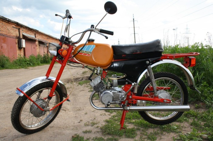 Популярные советские мотоциклы