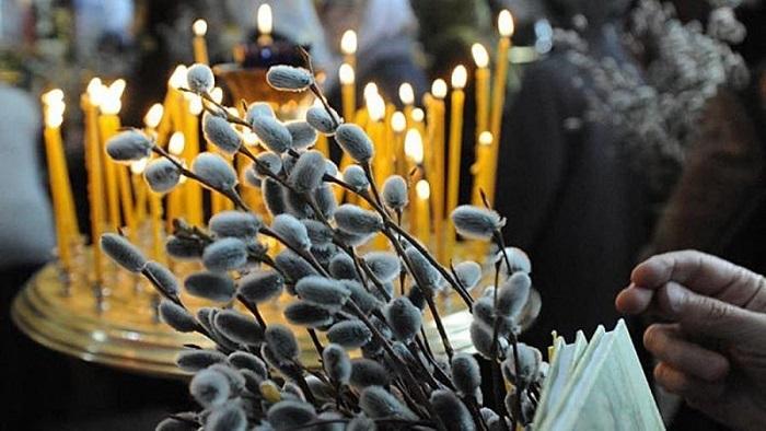 вербное воскресенье у православных