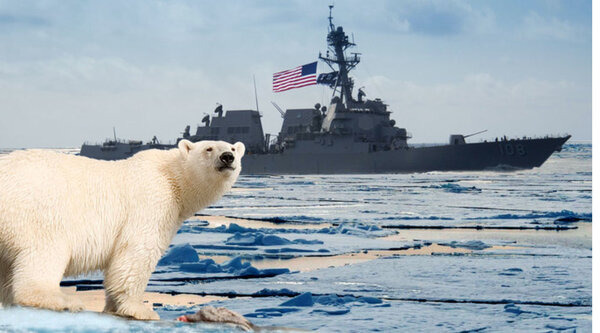 НАТО в безвыходном положении: Северный Морской путь под контролем Кремля, — РФ установила системы С-400 новости,события