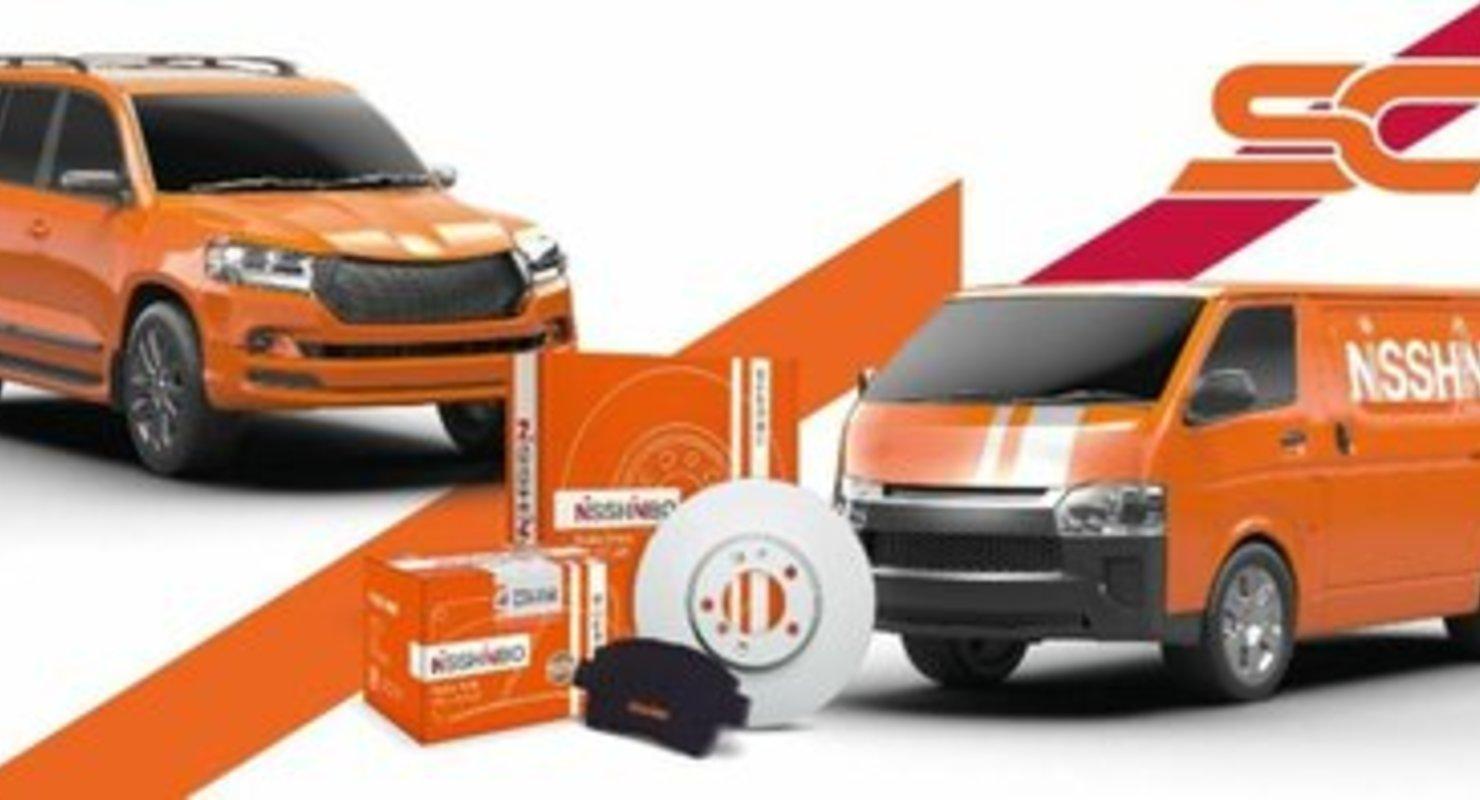 Nisshinbo представил новый тип тормозных колодок для внедорожников Автомобили