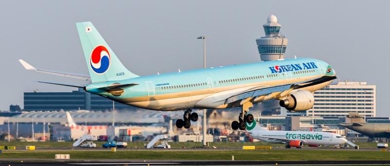 Korean Air предложили сервис…