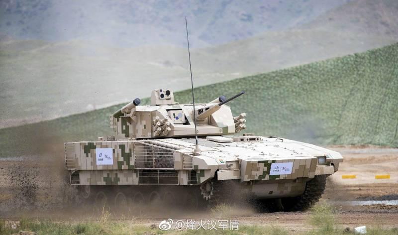 Размывание границ. Какие боевые машины выбирают страны ATP? оружие
