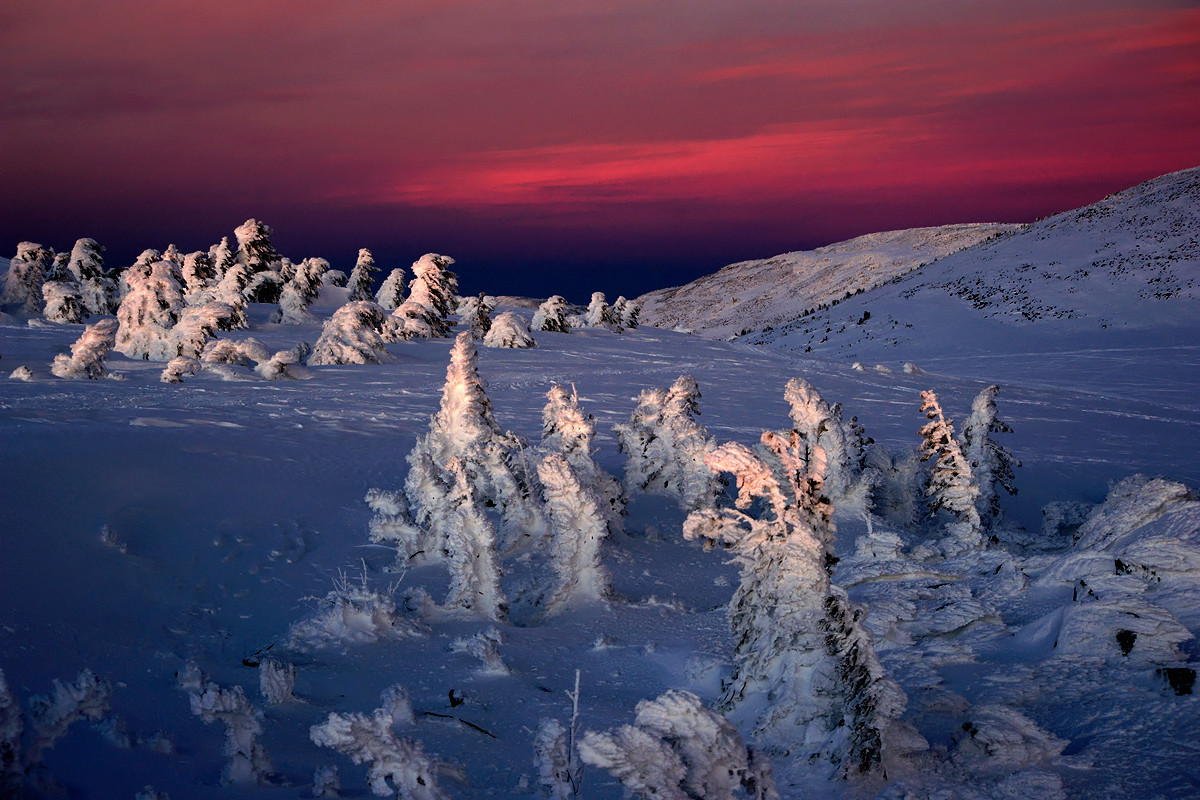 красивая зима россии фото эти другие