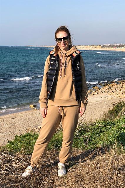 Встреча с друзьями и благодарность Богу: Наталья Подольская и Владимир Пресняков с сыном отдыхают в Израиле Звездные пары