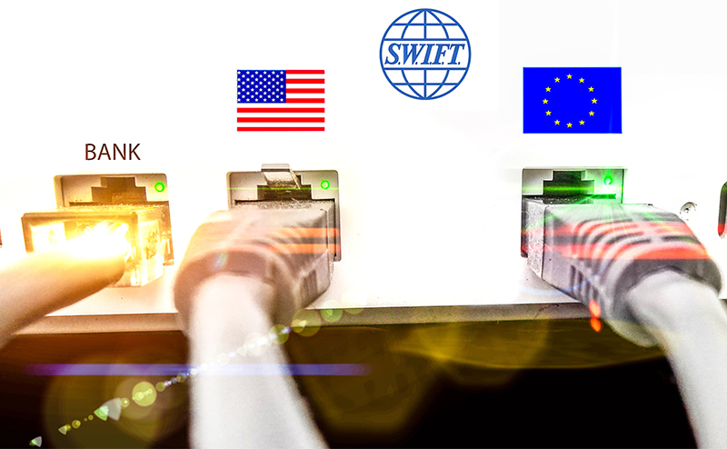 Российская «цифра» против SWIFT: Чья возьмет