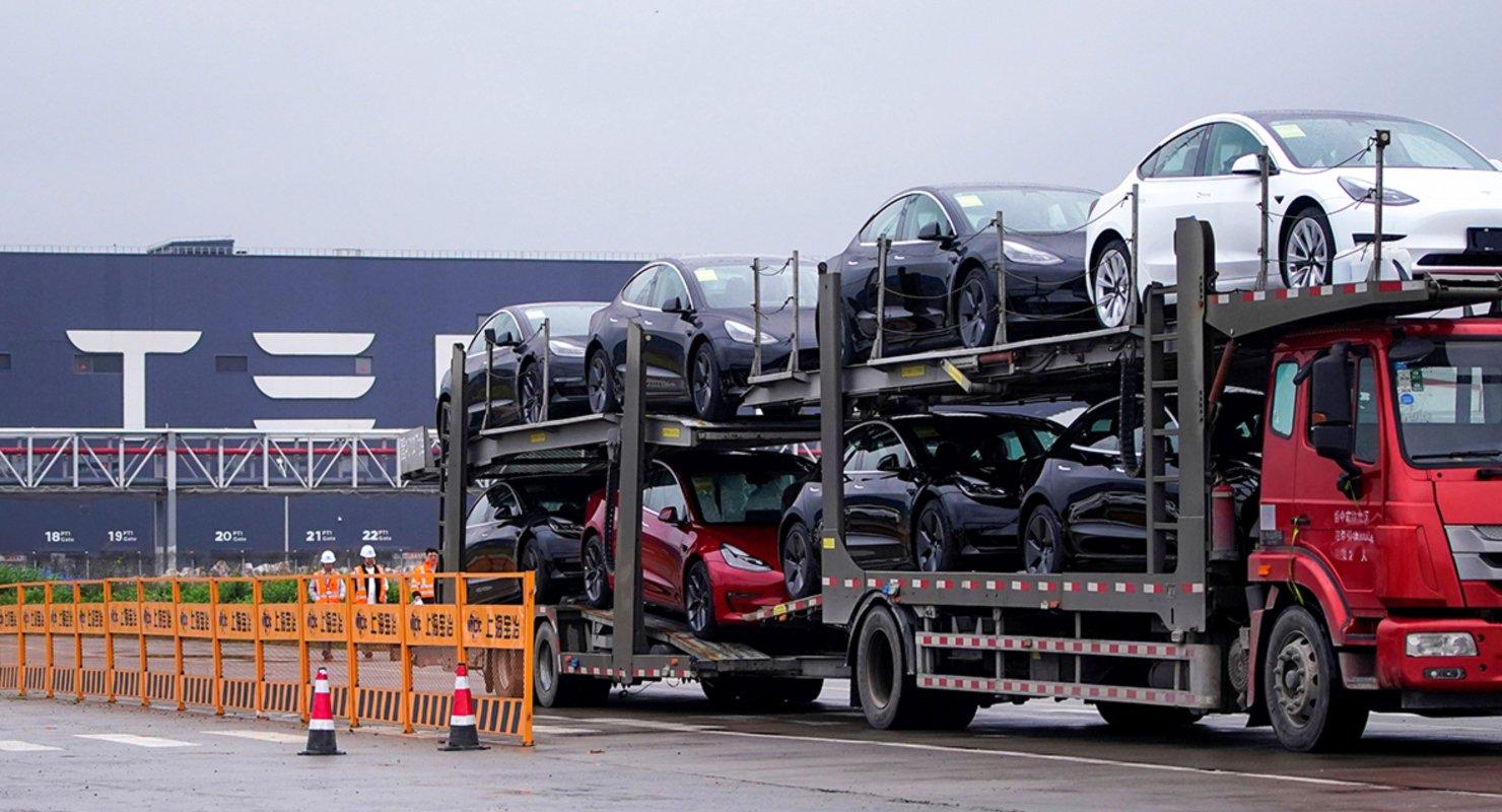 Глава Татарстана заявил, что сотрудничество с автобрендом Tesla ему не интересно Автомобили