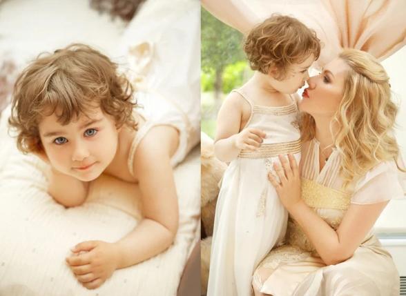 Как выглядит общая дочь Евы Польны и Дениса Клявера
