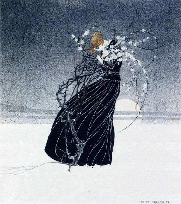 Рисунок Кая Нильсена