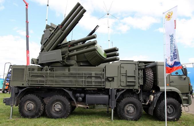 Имеется ли у России оружие, …