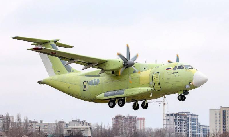 Ил-112В: символ надежды или поражения? ввс