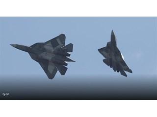 «F-22 не жаждали встречи с нашими истребителями». Разработчик радаров для Су-35 и Су-57 — о сирийском опыте, конкуренции с F-35 и «умной коже» перспективных боевых самолетов