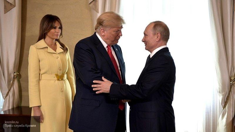 Американские сенаторы требуют доступа к переводчикам Трампа на встречах с Путиным