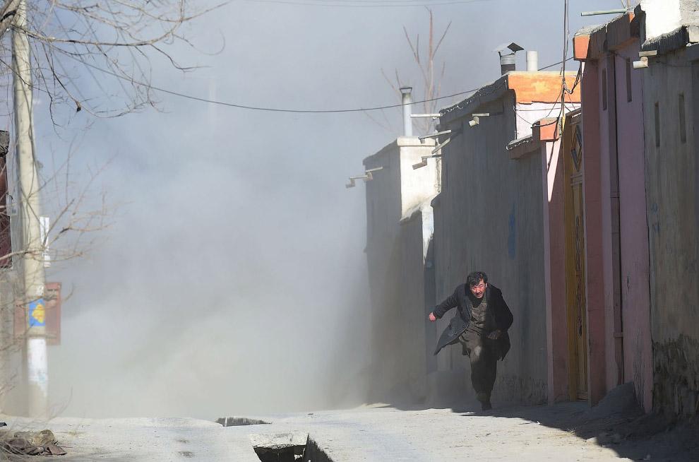 Еще один взрыв в Кабуле