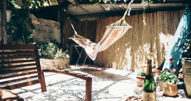 Уютные террасы: 7 чудесных идей для маленького участка земли
