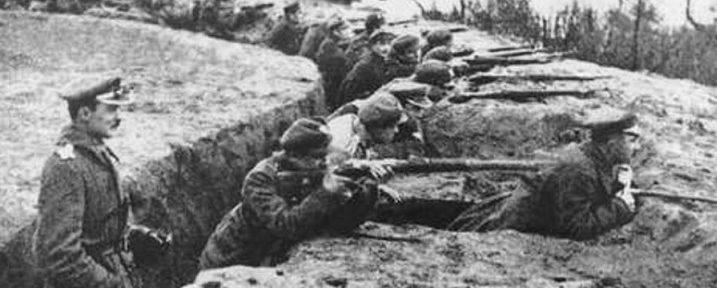 Многострадальный советский Чернобыль в 1920 году захватили поляки