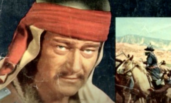 Самый несчастливый фильм в истории: Завоевателя снимали на радиоактивных холмах