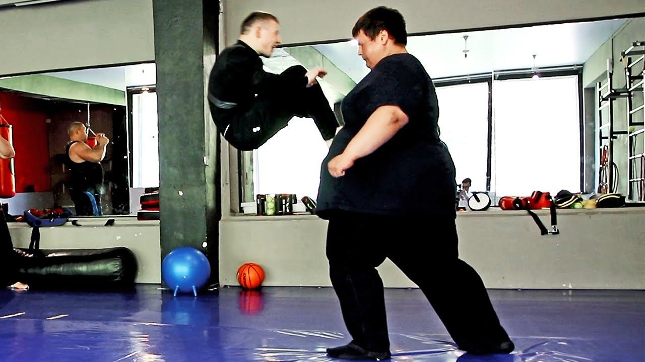 Толстяки против бойцов: масса решает