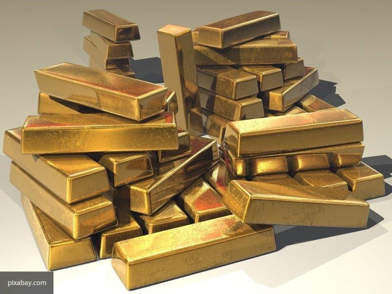 Россия увеличила запас золота до 2270 тонн и укрепила свои позиции в мировом рейтинге