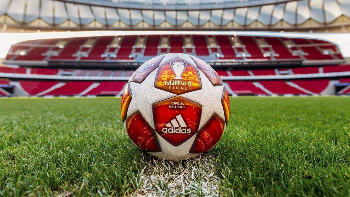 Представлен официальный мяч для раунда плей-офф Лиги чемпионов