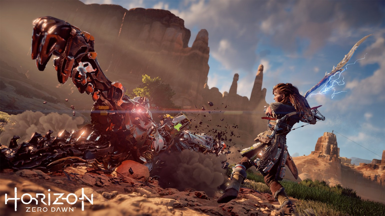 Эксклюзив PS4 «Horizon: Zero Dawn» выйдет на ПК в текущем году, его можно будет купить в Steam и Epic Games Store