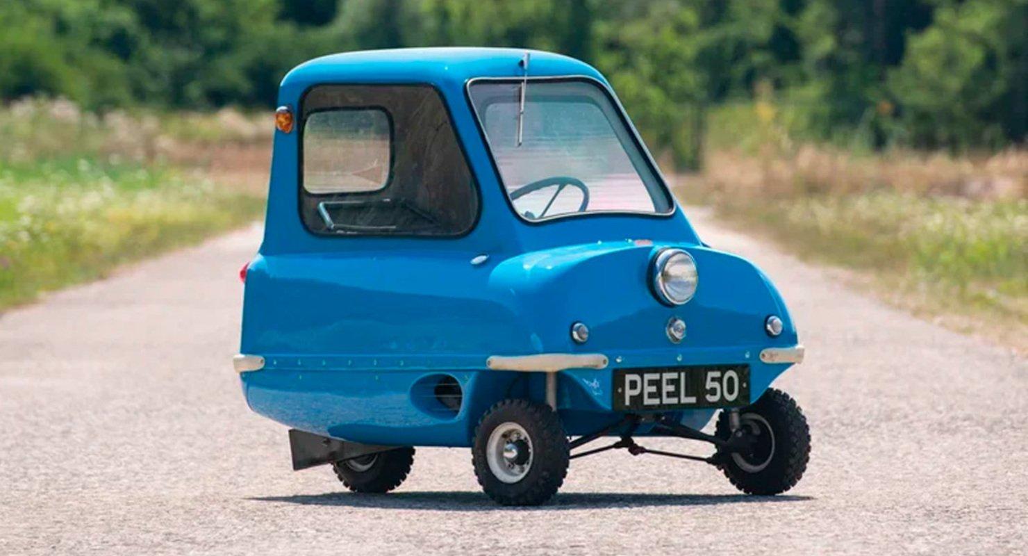 Представлен ТОП-5 автомобилей, способных удивить каждого Автомобили