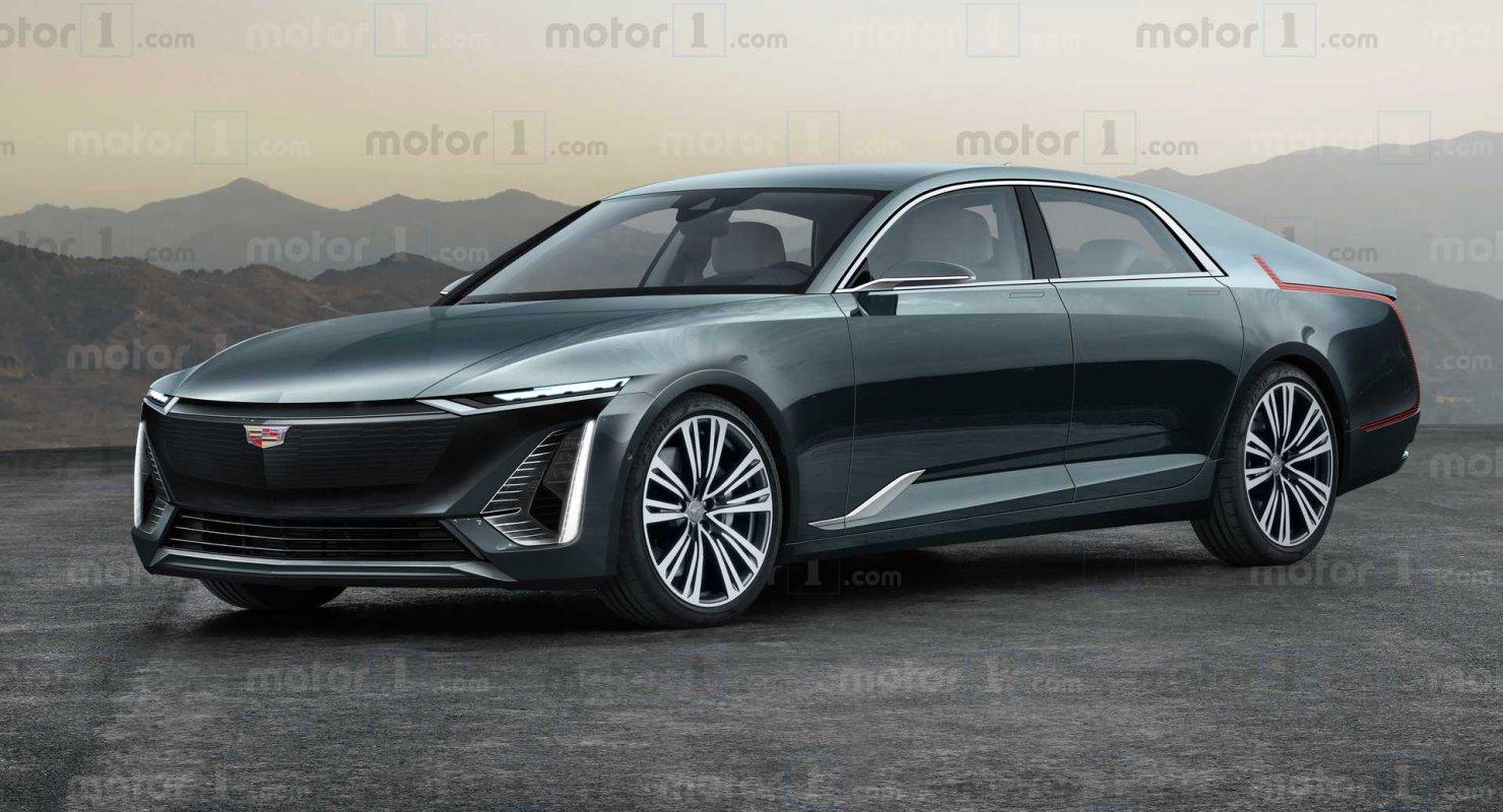 Cadillac Celestiq дебютирует этим летом Автомобили