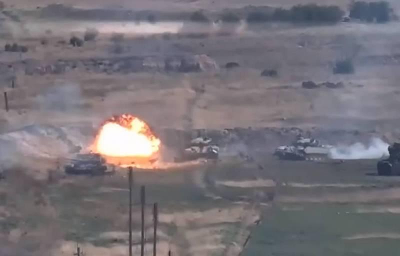 Война в Карабахе обнажила бесполезность танков в горах Новости