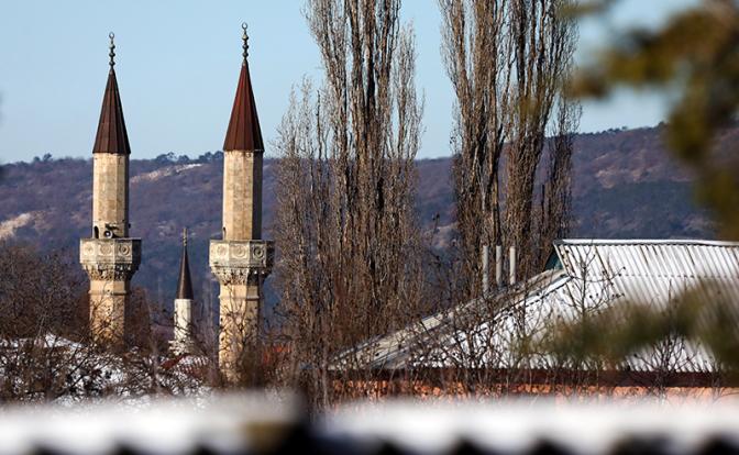 Крымское ханство идет на Берлин. «Коренной» народ за тех, кто побеждает