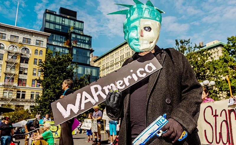 США не остановятся, пока не похоронят весь мир