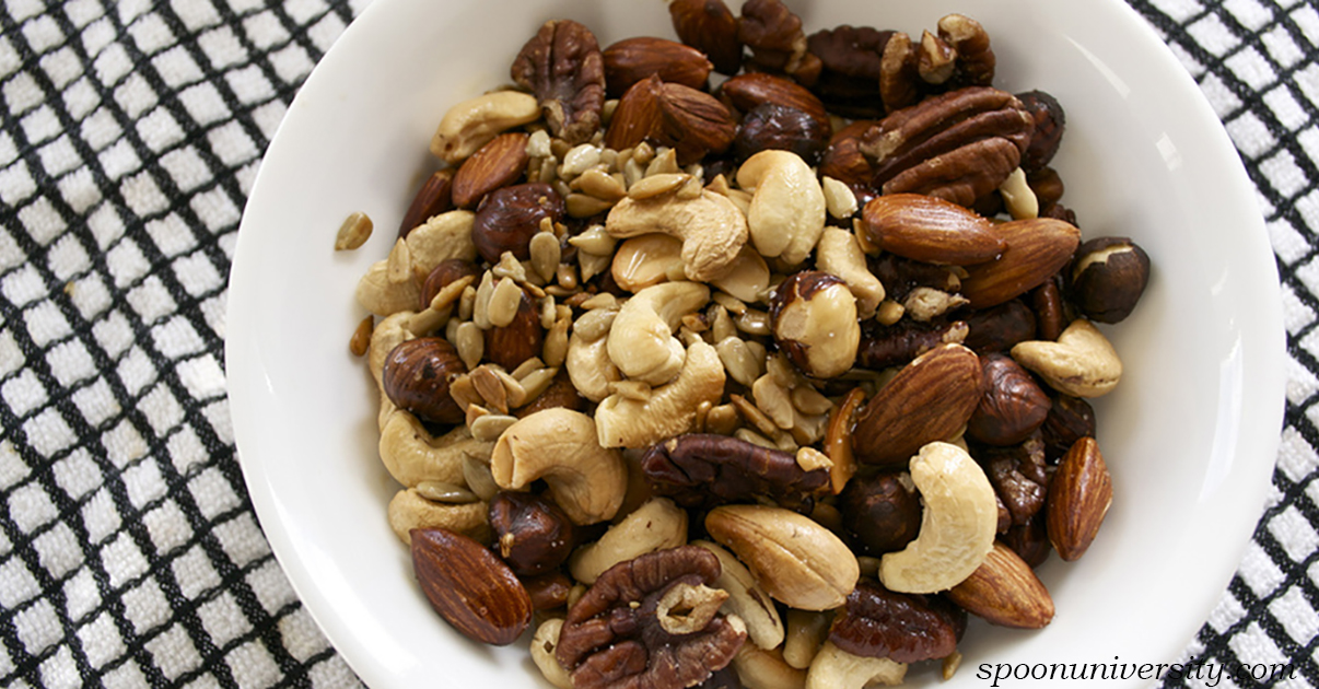 Вот что будет с вашим телом и здоровьем, если есть разные орехи каждый день