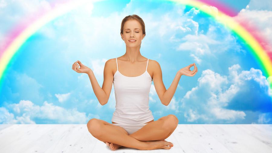 Йога счастья