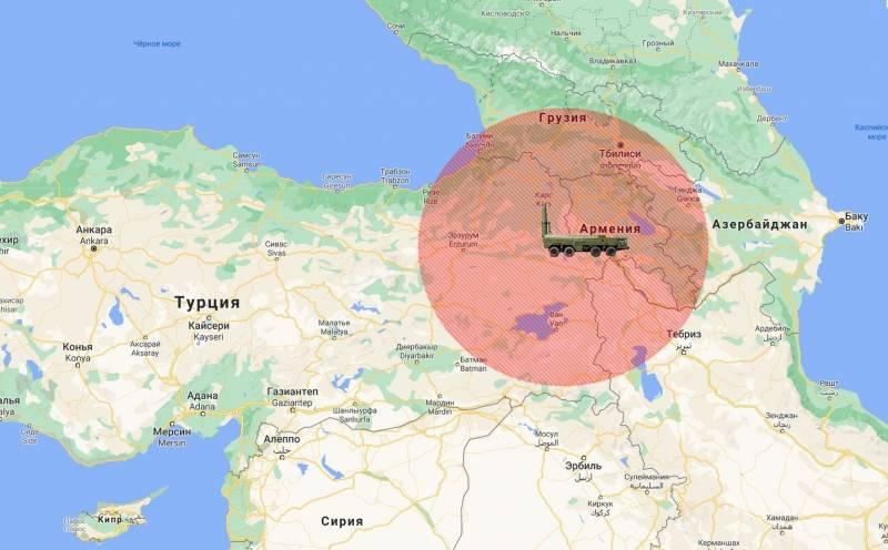 Анкара играет с огнем: армянские «Искандеры» способны накрыть турецкие военные базы Новости